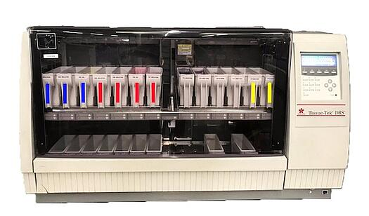 Color Coded Slide Stainer
