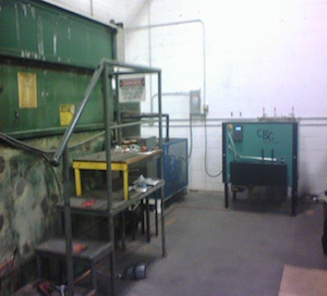 CBG PW4 Recycling System