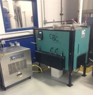 CBG PW Series Solvent Recycler